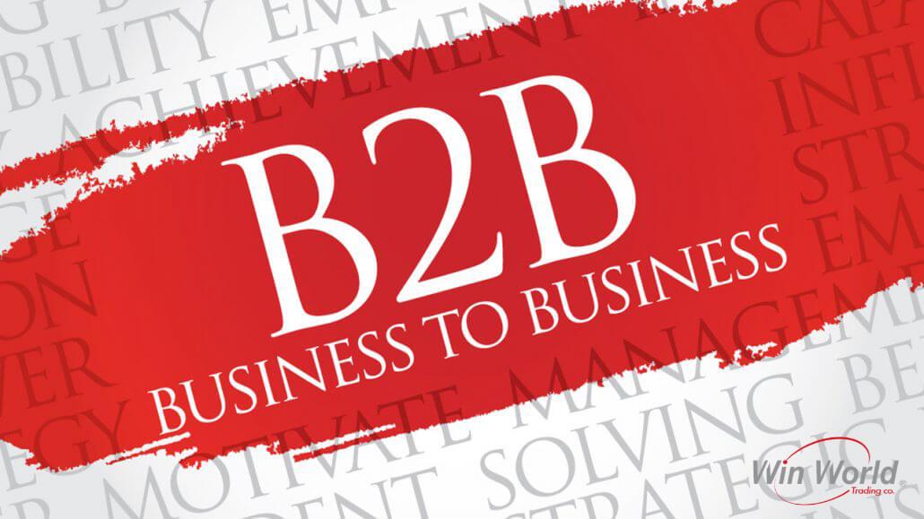 B2B marketplace at china