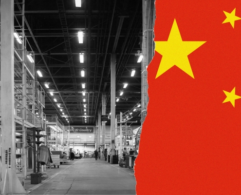 resuming production of foreign-funded enterprises in China